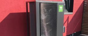 Тепловой насос для отопления дома 140 м2 в Вышгородском р-не