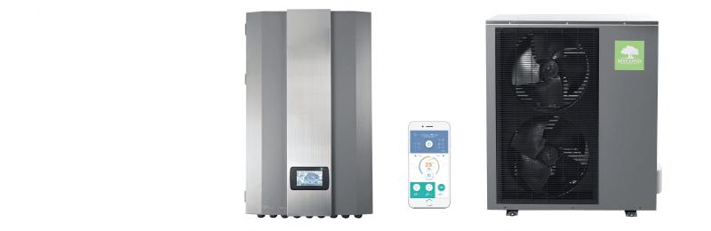 Новинка! Wi-Fi модуль для теплового насоса Mycond Smart